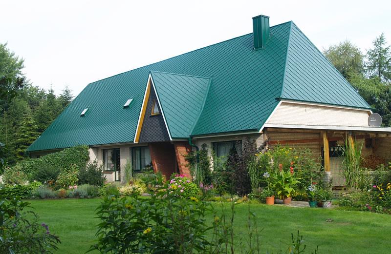 green-shingles