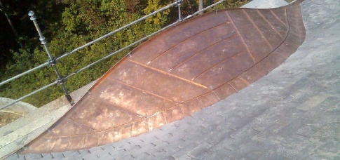 Metal roofing done well